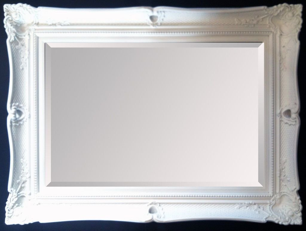 Best X Large Black Decorative Ornate Mirror Other Frame Colours Available With Pictures